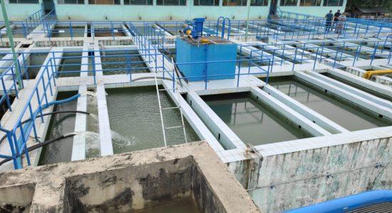 Tambah Kapasitas Produksi  Air