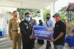 Wali Kota Serahkan Bantuan Modal Kepada 100 Pelaku UMKM