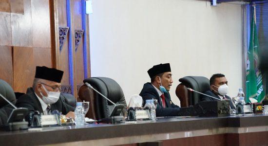 Anggota DPR Aceh Ancam Mosi Tak Percaya kepada Pimpinan, Kenapa?