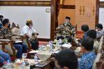 Plt Gubernur Pimpin Rapat Kesiapan PON Aceh-Sumut