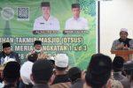 Bupati Bener Meriah Tutup Pelatihan Takmir Masjid