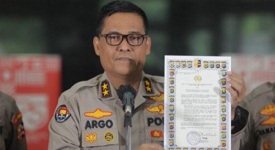 Polri Terima Info Demo Omnibus Law Hari Ini Akan Dibuat Rusuh
