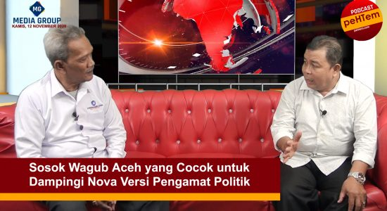Sosok Wagub Aceh yang Cocok untuk Dampingi Nova Versi Pengamat Politik