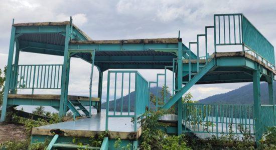 Tempat Selfie Berpotensi Maut di Kota Sabang