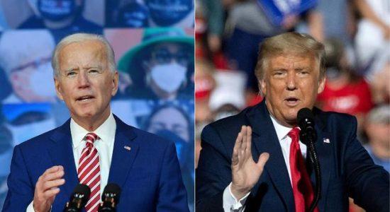 Joe Biden Minta Trump Hadiri Pelantikannya demi Citra AS