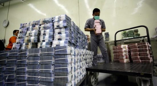 Fakta Utang Pemerintah yang Tembus Rp6.000 Triliun