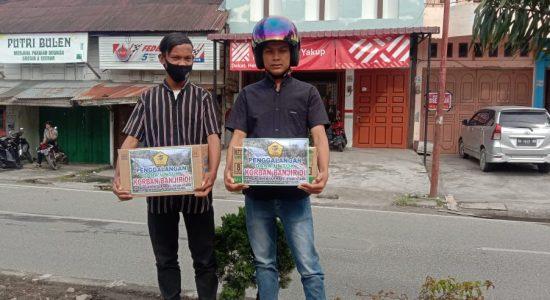 HIMAS Galang Dana Untuk Korban Banjir Bandang