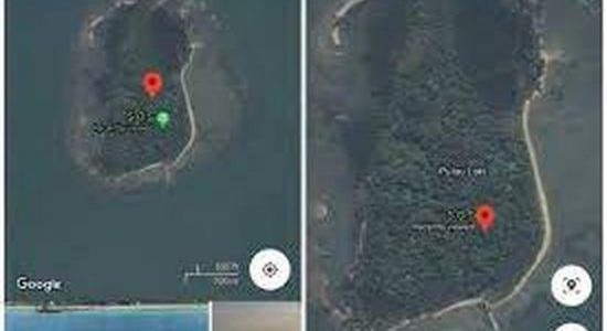 Google Hapus Tanda SOS di Pulau Laki