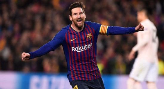 Gaji Dipangkas Setengah, Lionel Messi Lanjut Tetap Kontrak Barcelona