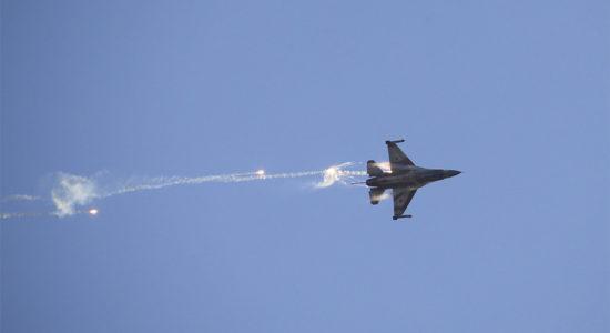 Jet Tempur Israel Kembali Gempur Gaza