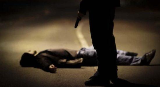 Polisi Buru Pelaku Penembakan Pimred Media Online