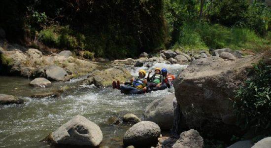 Wisata Telusur Sungai Pepe di Boyolali dengan Suasana Baru