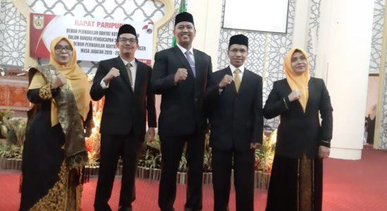 Tati Meutia Asmara Ketua Sementara DPRK Banda Aceh