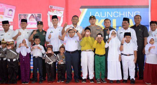Bupati Aceh Timur Lauching KIA