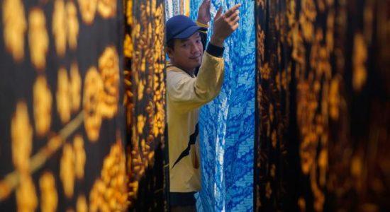 Sebentar Lagi Batik Yogyakarta Dijaga Batik Analyzer