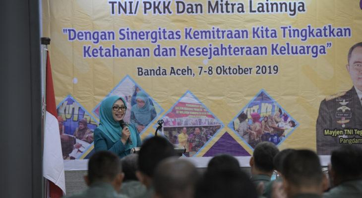 Dukung Sinergitas Kemitraan dengan BKKBN dan TNI