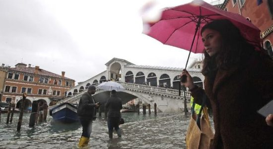 Yang Perlu Diketahui Turis Soal Banjir di Venesia