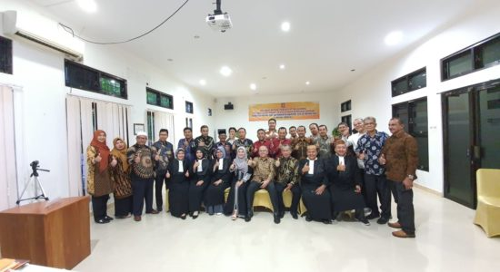 Sekda Aceh Bawa Inspektur se-Aceh ke Gorontalo