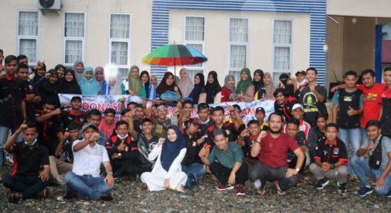 Galang Dana untuk Pesantren Darussalam