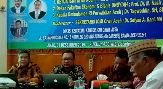 Pemerintah Aceh Diminta Serius Memberantas Kemiskinan