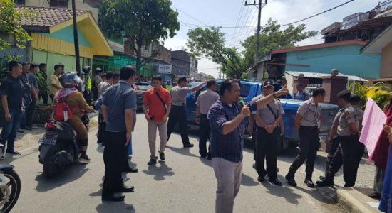 Kunker Plt Gubernur di Aceh Tenggara Diwarnai Aksi Demo