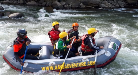Bupati Bener Meriah Kembali Taklukan Sungai Bidin