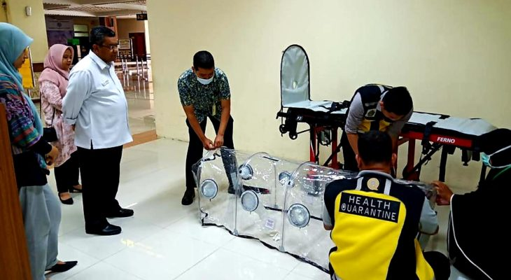 Ombudsman RI Aceh Sidak Bandara SIM