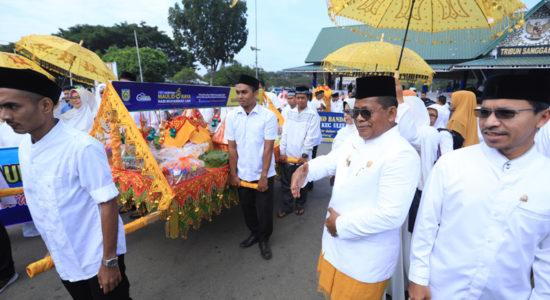 Ada Lomba Idang di Maulid Raya Banda Aceh