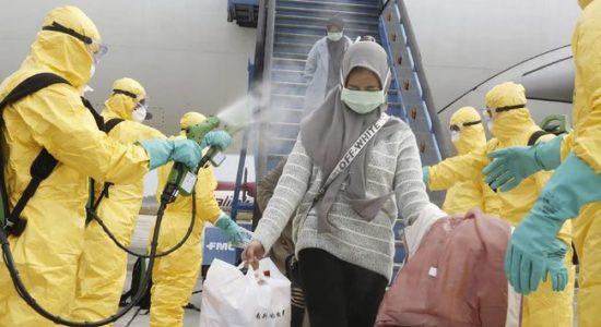 China Minta RI Tak Panik Tanggapi Kedatangan Siswa dari Wuhan