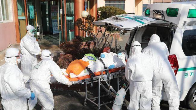 Korban Meninggal Infeksi Virus Corona Capai 2.763 Jiwa