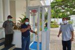 Pemko Banda Aceh Sediakan 40 Unit Chamber Ruang Steril