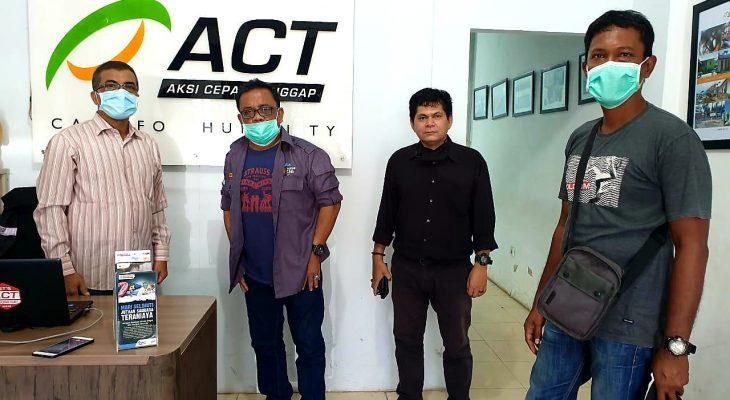 ACT- Forum PRB Aceh Siapkan Skenario Aksi Penanganan Covid-19