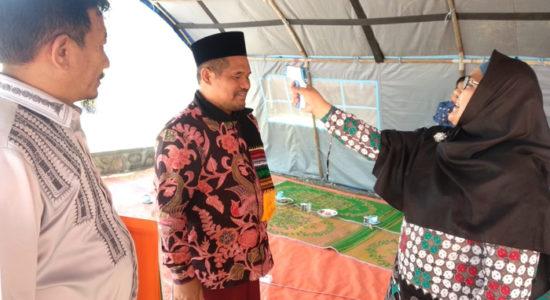 Sarkawi Intruksikan Reje Gunakan Dana Desa Tangani Covid-19