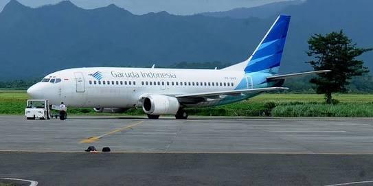 Garuda Indonesia Gandeng SKK Migas