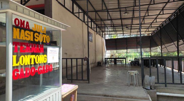 Warung Kopi 'Lockdown'