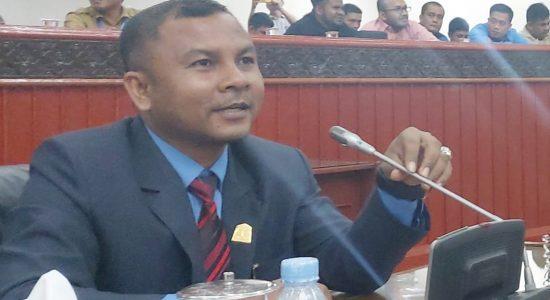 DPRA Minta Penegak Hukum Awasi Penyaluran Paket Sembako