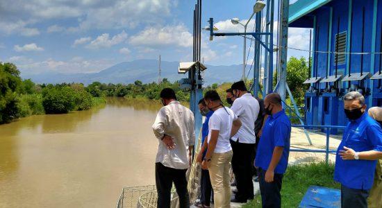 Komisi II DPRK Banda Aceh Minta Layanan Suplai Air PDAM Lancar
