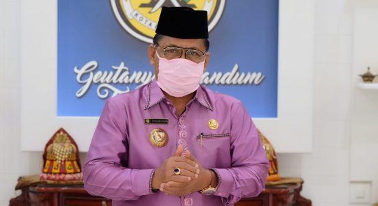 Walkot Banda Aceh Tak Gelar Open House
