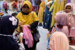 Tati Meutia Berbagi Kebahagiaan dengan Anak Yatim
