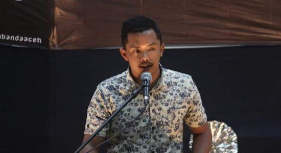 Aktivis Dukung Pengunduran Sarkawi Sebagai Bupati