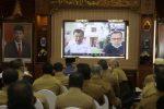Plt Gubernur Aceh Luncurkan Gerakan Donor Darah ASN