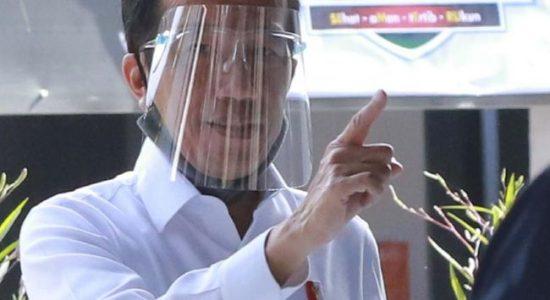 Jokowi Minta Prosedur Kemenkes Tak Bertele-tele untuk Corona