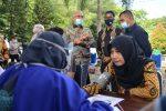 Sekda Pantau Langsung Aksi Donor Darah ASN Pemerintah Aceh