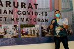 Relawan Covid-19 Asal Tanoh Gayo akan Kembali ke Kampung Halaman