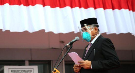 Plt Gubernur Aceh Perintahkan Perketat Penjagaan Perbatasan