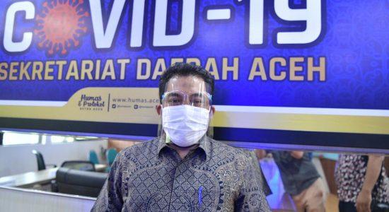 Aksi Donor Darah ASN Pemerintah Aceh Capai 3.518 Kantong