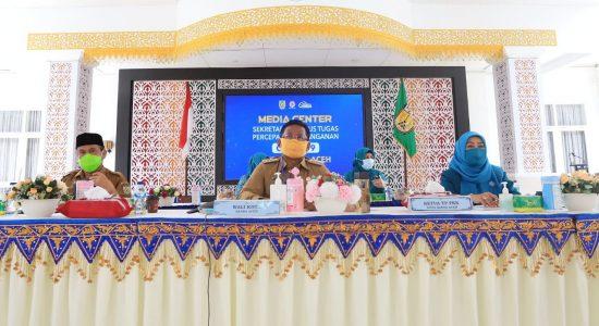 Realisasi APBK Banda Aceh 2020 di Atas Rata-rata Nasional