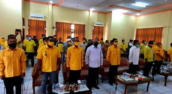 Tanpa Ricuh, Kamalul Melenggang Bebas Pimpin Golkar Aceh Selatan