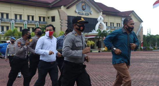 Delapan Personel Polda Aceh Diberi Sanksi