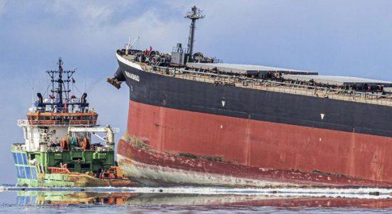 Mauritius Minta Ganti Rugi soal Tumpahan Minyak Kapal Jepang